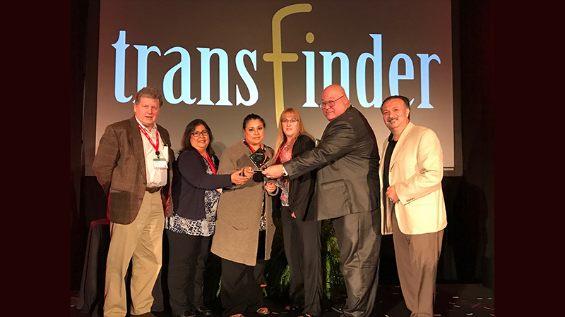 Transfinder Names Humble ISD its Ambassador of the Year for 2019