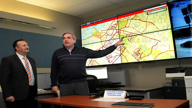 Transfinder in the News: Schenectady uses GPS tech to improve storm response